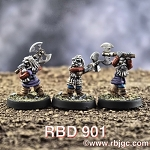 RBD901 DARKEN DWARVES WITH AXES